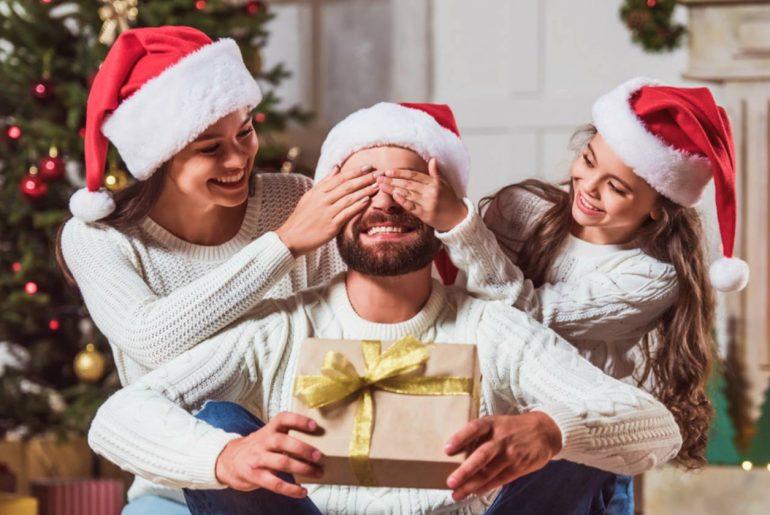 Julegaver til far