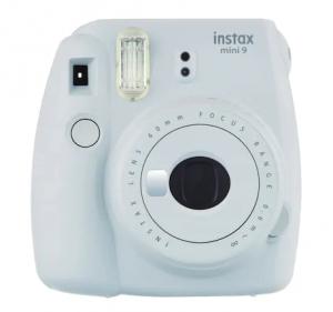 Fujifilm Instax mini 9 kompact kamera (smoky white)