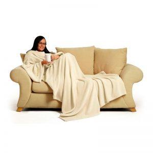 Snug Rug Deluxe tæppe med ærmer